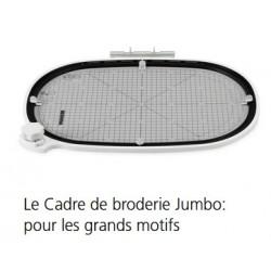 CADRE BRODERIE JUMBO 260X400MM